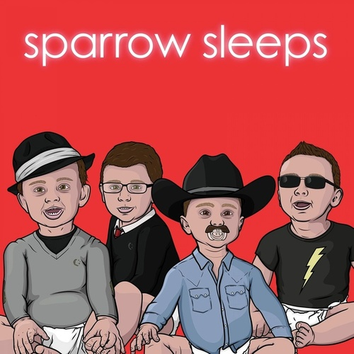 The Bed Album: Lullaby renditions of Weezer songs von Sparrow Sleeps