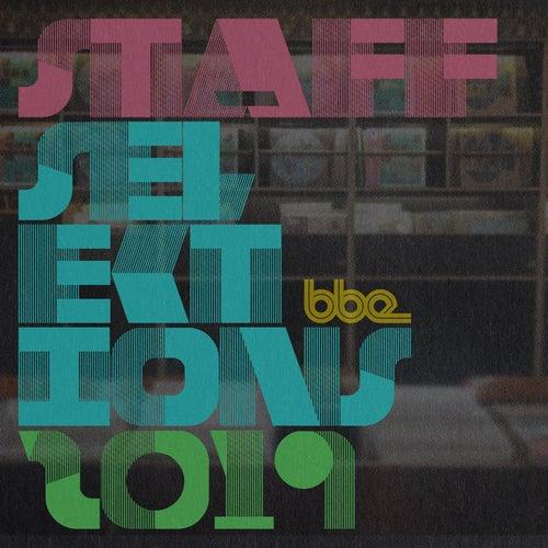 BBE Staff Selections 2019 de Various Artists
