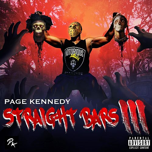 Straight Bars III by Page Kennedy