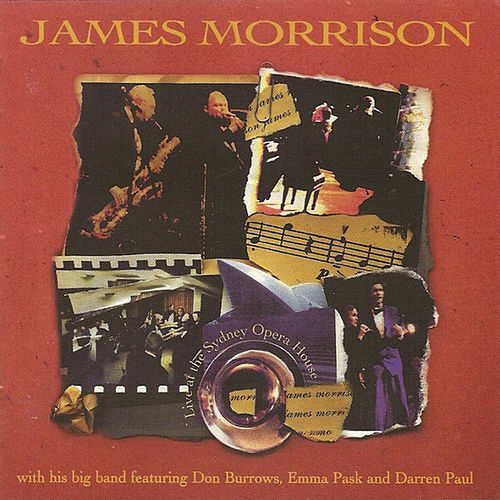 Live At The Sydney Opera House (Live) von James Morrison