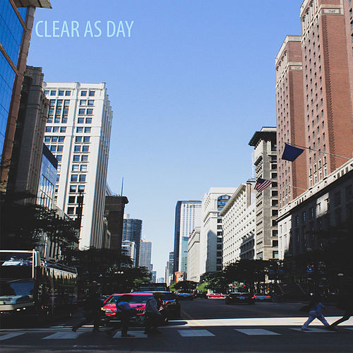 Clear As Day by Blaq