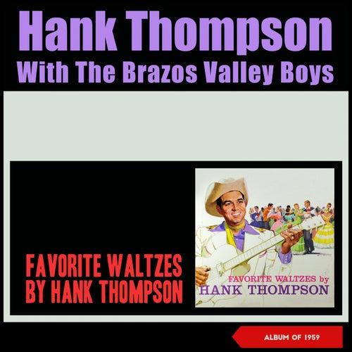 Favorite Waltzes (Album of 1959) de Hank Thompson
