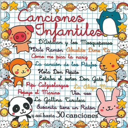 Canciones Infantiles di Various Artists