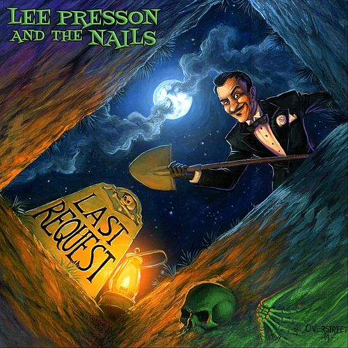 Last Request de Lee Press-On & The Nails