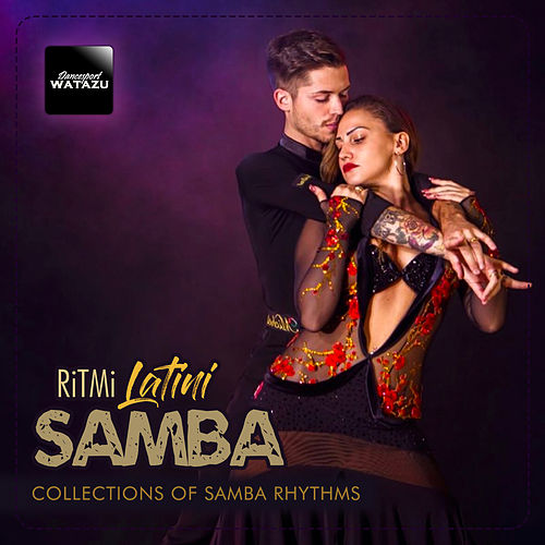 Ritmi Samba Latini (Collections of Samba Rhythms) by Watazu
