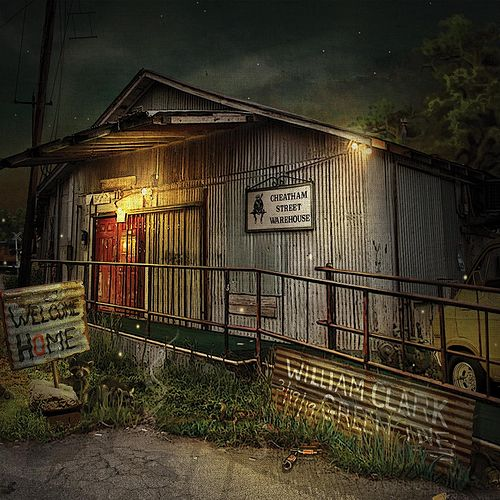 Live at Cheatham Street Warehouse by William Clark Green