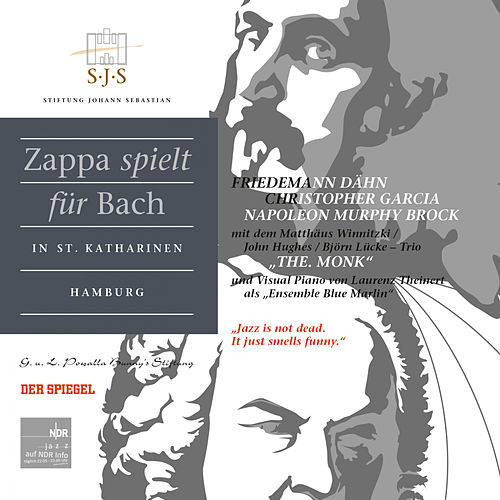 Zappa Spielt Für Bach - Jazz Is Not Dead... van Various Artists