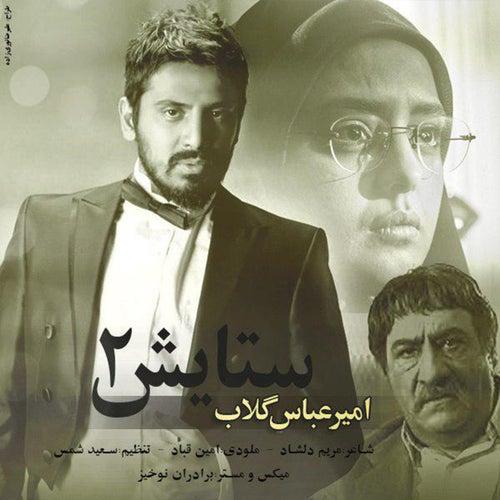 Setayesh 2 by Amir Abbas Golab