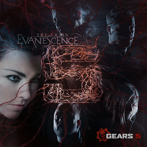 The Chain (From 'Gears 5') de Evanescence