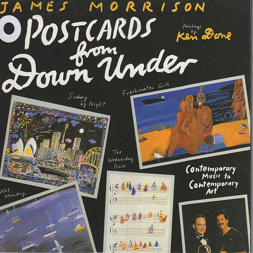 Postcards From Downunder de James Morrison