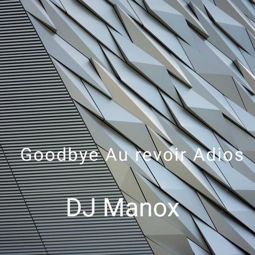 Goodbye Au Revoir Adios de DJ Manox