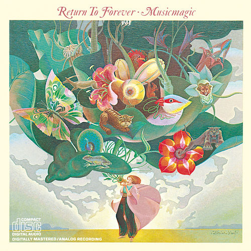 Musicmagic de Return to Forever