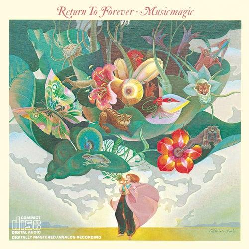 Musicmagic de Return to Forever