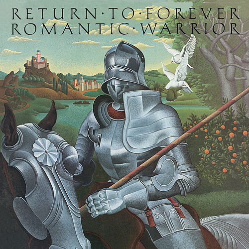 Romantic Warrior de Return to Forever