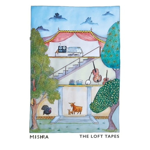 The Loft Tapes de Mishra