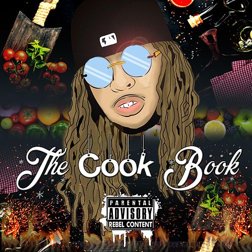 The Cook Book by Lill Tony