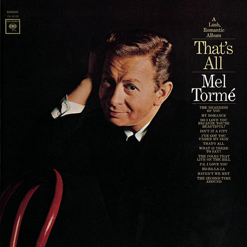 That's All von Mel Tormè