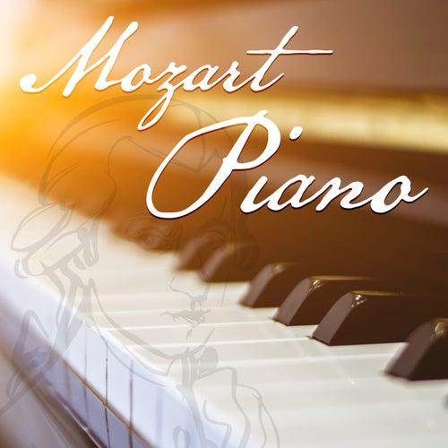 Mozart Piano von Wolfgang Amadeus Mozart