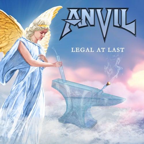 Legal at Last de Anvil