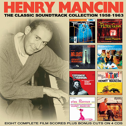 The Classic Soundtrack Collection: 1958-1963 by Henry Mancini