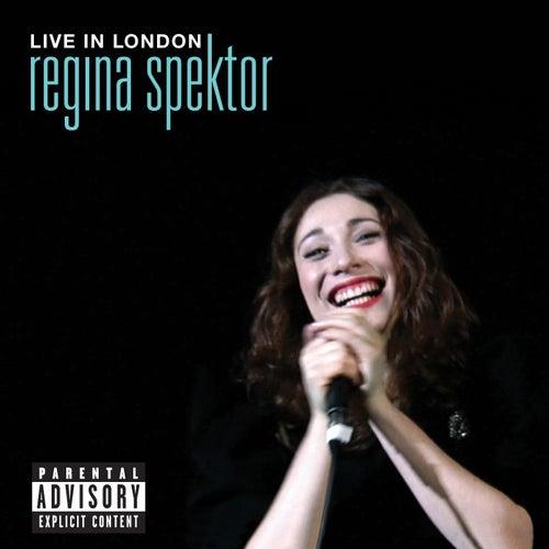 Live In London by Regina Spektor