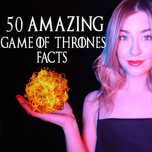 ASMR 50 Amazing GOT Facts de Creative Calm ASMR