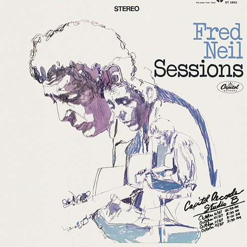 Sessions by Fred Neil