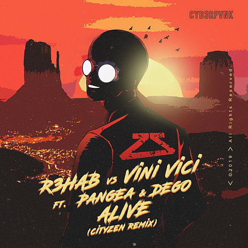 Alive (Cityzen Remix) von R3HAB