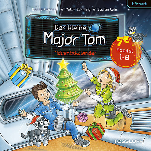 Der kleine Major Tom - Adventskalender (Kapitel 1 - 8) de Der kleine Major Tom