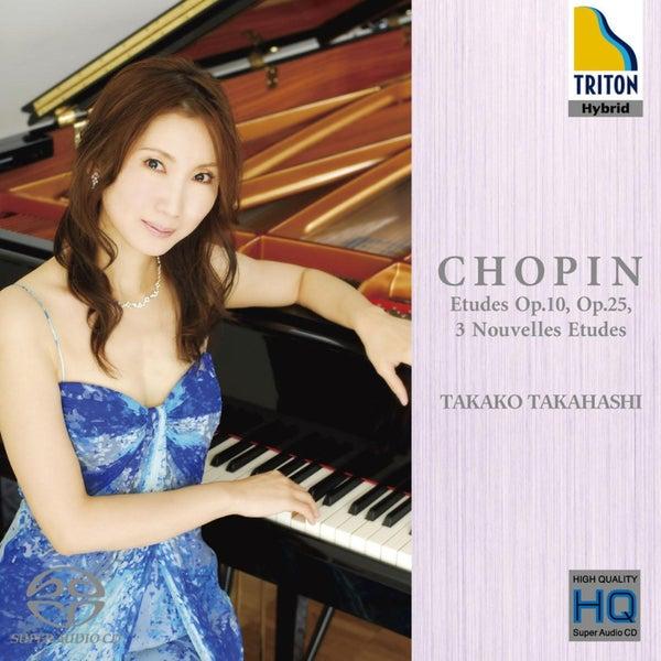 12 Etudes Op 25: No 11 in A Minor ''winter Wind'' by Takako