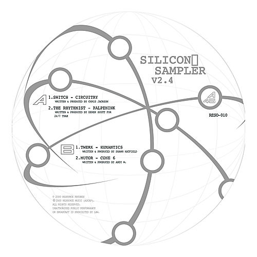 Silicon Sampler V2.4 by Various Artists