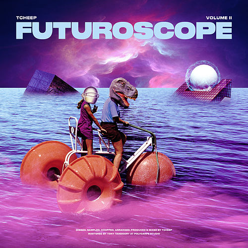 Futuroscope, Vol. 2 by Tcheep