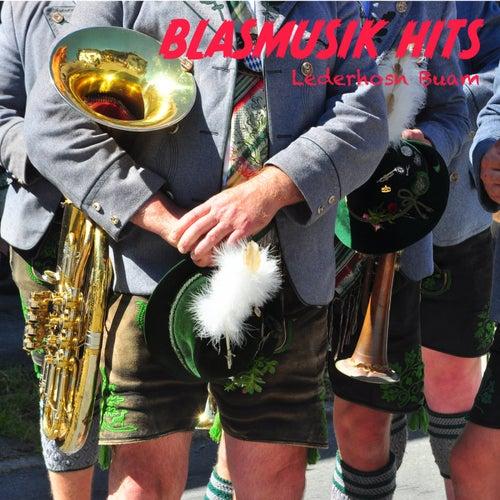 Blasmusik Hits van Lederhosn Buam