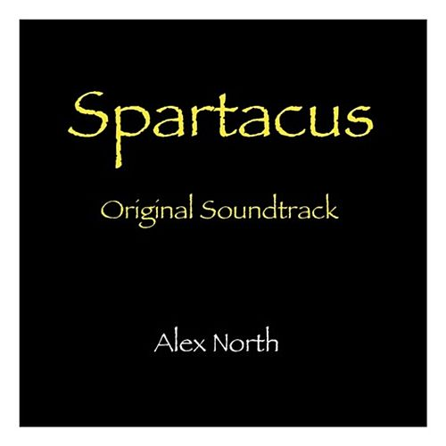 Spartacus Original Soundtrack von Alex North