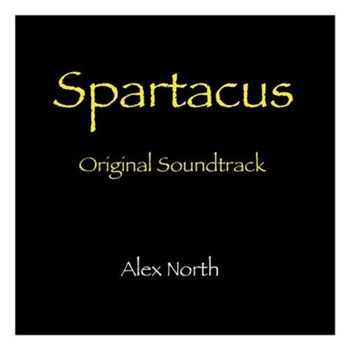 Spartacus Original Soundtrack von Alex North