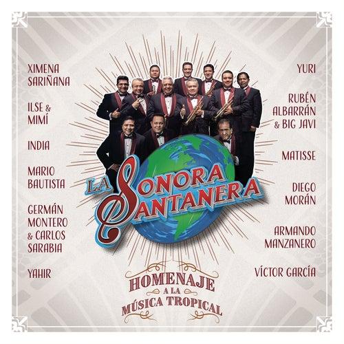 Homenaje a la Música Tropical (En Vivo) von La Sonora Santanera
