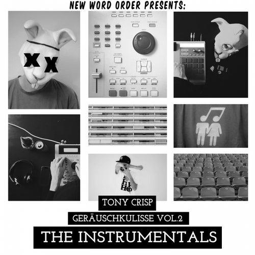 Geräuschkulisse Vol. 2 (The Instrumentals) von Tony Crisp