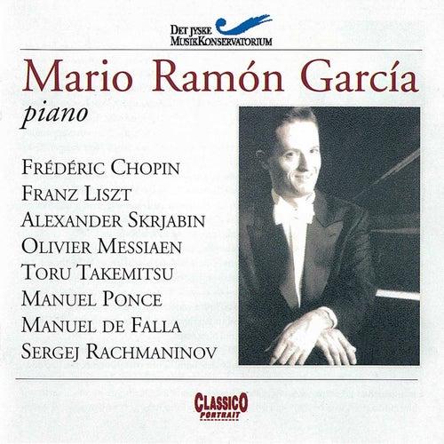 Rachmaninoff, Chopin & Others: Piano Works (Live) by Mario Ramón García