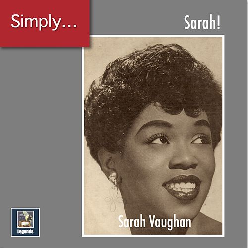 Simply ... Sarah! (Edition 2019) by Sarah Vaughan