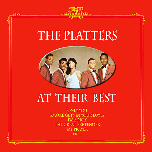 At Their Best by The Platters