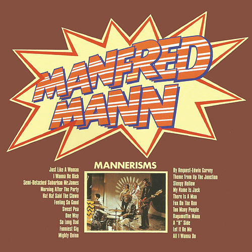 Mannerisms by Manfred Mann