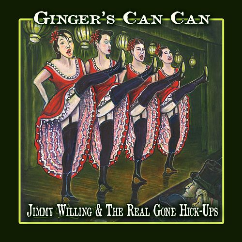 Ginger's Can Can de Jimmy Willing