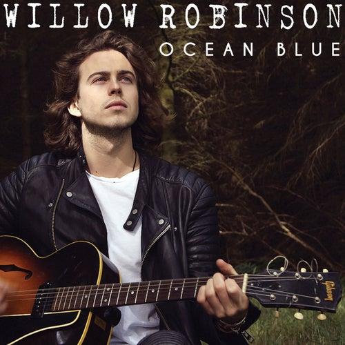 Ocean Blue von Willow Robinson