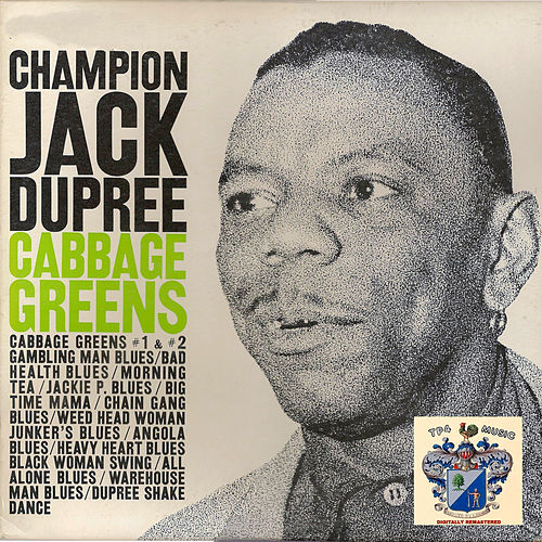 Cabbage Greens de Champion Jack Dupree