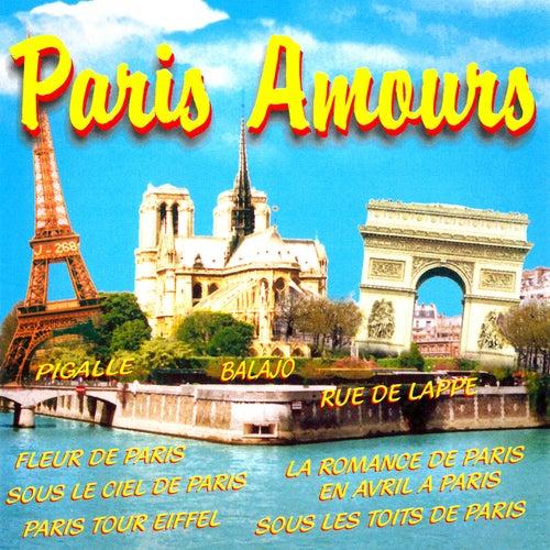 Paris amours di Multi Interprètes