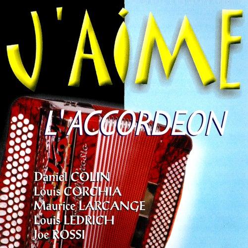 J'aime l'accordéon di Multi Interprètes