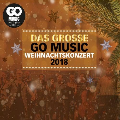 Go Music Weihnachtskonzert 2018 de Go Music