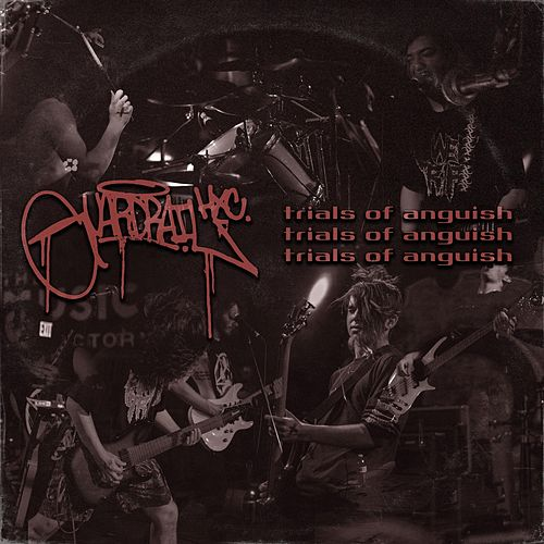 Trials of Anguish by Guardrail