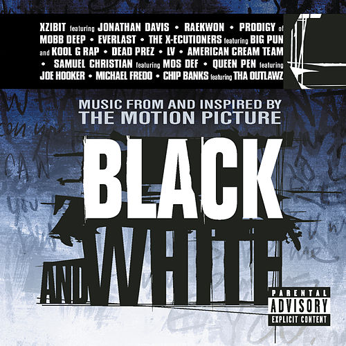 Black And White de Various Artists