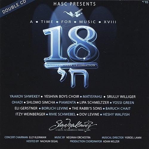 Hasc Xviii (18) de Beny More